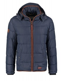 Camel Active Winterjas Dark Blue afbeelding