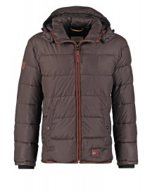 Camel Active Winterjas Dark Brown afbeelding