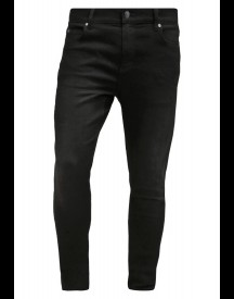 Cheap Monday Him Spray Slim Fit Jeans Black Sin afbeelding