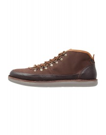Cobbled By Northern Cobbler Billfish Sportieve Veterschoenen Dark Brown afbeelding
