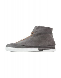 Cobbled By Northern Cobbler Danio Sneakers Hoog Grey afbeelding