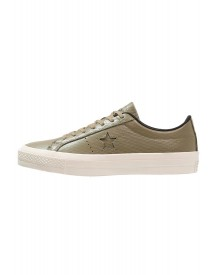 Converse Cons One Star Sneakers Laag Jute/black/parchment afbeelding