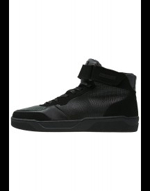 Criminal Damage Courtside Sneakers Hoog Black afbeelding