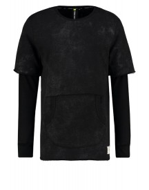 Criminal Damage Orda Sweater Black/grey afbeelding