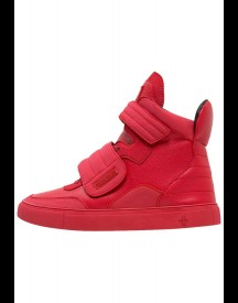 Criminal Damage Tribeca Sneakers Hoog Red afbeelding