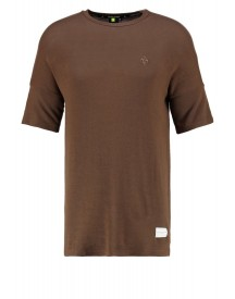 Criminal Damage Webster Tshirt Basic Khaki/khaki afbeelding
