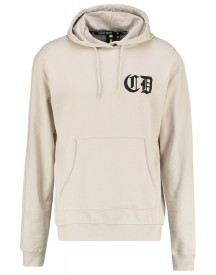 Criminal Damage Whitechapel Hoodie Light Nude/black afbeelding