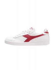Diadora Game Sneakers Laag White/chili Peppers afbeelding