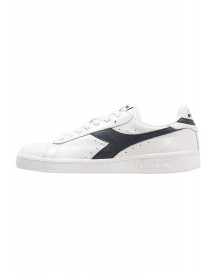 Diadora Game Sneakers Laag White/dress Blues afbeelding