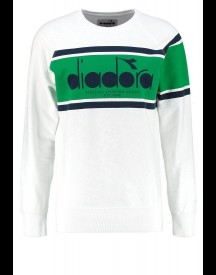 Diadora Sweater Green/super White afbeelding