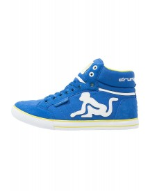 Drunknmunky Boston Classic Sneakers Hoog Royal/lime afbeelding