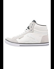 Drunknmunky Boston Classic Sneakers Hoog White/black afbeelding