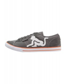 Drunknmunky New England Classic Sneakers Laag Deep Grey/orange afbeelding