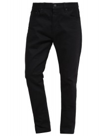 Earnest Sewn Bryant Slouchy Slim Fit Jeans Raw Black afbeelding