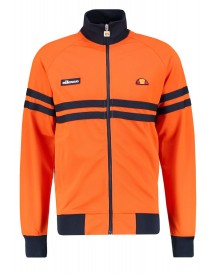 Ellesse Rimini Trainingsjack Red Orange afbeelding