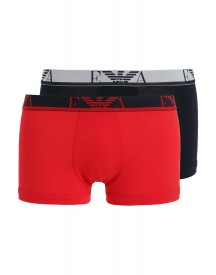 Emporio Armani 2 Pack Hipster Marine/red afbeelding