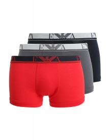 Emporio Armani 3 Pack Hipster Red afbeelding
