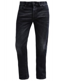 Gstar 3301 Relaxed Fit Jeans Black Hydrite Denim afbeelding