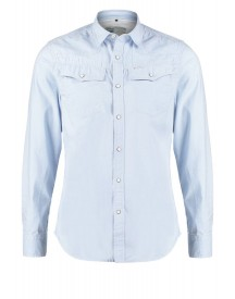 Gstar 3301 Shirt L Casual Overhemd Rinsed afbeelding