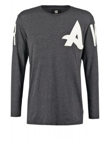 Gstar Afrojack Long R T L Regular Fit Longsleeve Black afbeelding