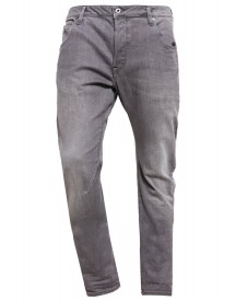 Gstar Arc 3d Slim Relaxed Fit Jeans Accel Grey Stretch Denim afbeelding