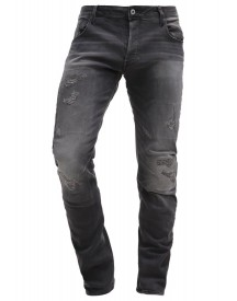 Gstar Arc 3d Slim Relaxed Fit Jeans Ding Grey Stretch Denim afbeelding