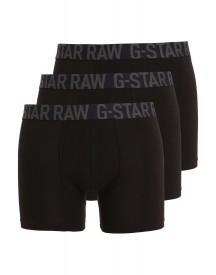 Gstar Classic 3 Pack Hipster Black afbeelding