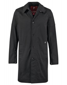 Gstar Jamesz Zip 3d Trench Trenchcoat Black afbeelding
