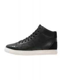 Gstar Stanton High White Outsole Sneakers Hoog Black afbeelding