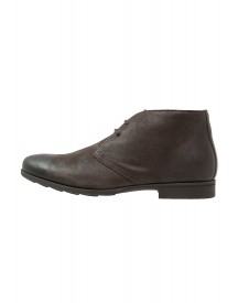 Geox Besmington Veterschoenen Dark Coffee afbeelding