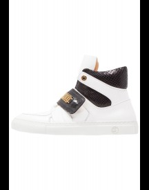 Giuliano Galiano Fly Sneakers Hoog White/black afbeelding