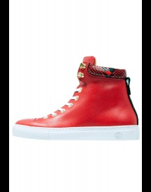 Giuliano Galiano No Limits Sneakers Hoog Red afbeelding