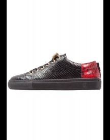 Giuliano Galiano Rare Sneakers Laag Black/red afbeelding