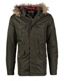 Harrington Winterjas Kaki afbeelding