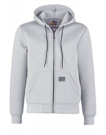 Harrington Sweatvesten Gris afbeelding