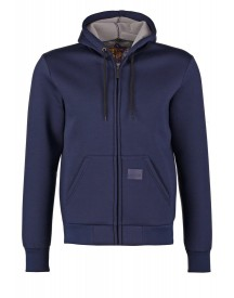 Harrington Sweatvesten Marine afbeelding