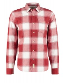 Hollister Co. Casual Overhemd Red/grey afbeelding