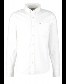 Hollister Co. Core Wall Casual Overhemd White Solid afbeelding