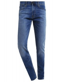 Hollister Co. Slim Fit Jeans Washed Blue afbeelding