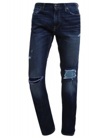 Hollister Co. Straight Leg Jeans Blue afbeelding