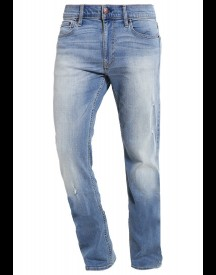 Hollister Co. Straight Leg Jeans Light Wash afbeelding