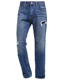 Hollister Co. Straight Leg Jeans Medium Wash afbeelding
