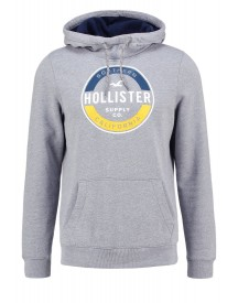 Hollister Co. Sweater Grey afbeelding