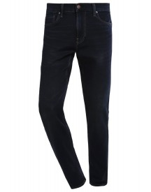Hollister Co. Terry Slim Fit Jeans Dark Blue afbeelding