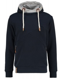 Indicode Jeans Johnny Sweater Navy afbeelding