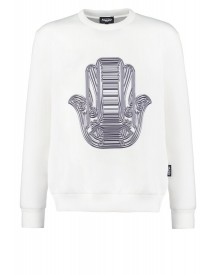 Jaded London Sweater White afbeelding