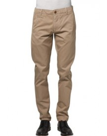 Knowledge Cotton Apparel Chino Sand afbeelding