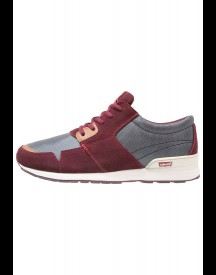 Levis® Ny Runner Sneakers Laag Bordeaux/grey afbeelding