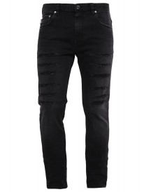 Love Moschino Slim Fit Jeans Black afbeelding