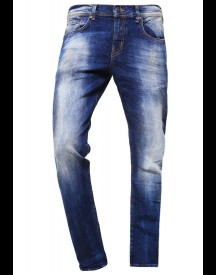 Ltb Diego Jeans Tapered Fit Ravi Undamaged Wash afbeelding